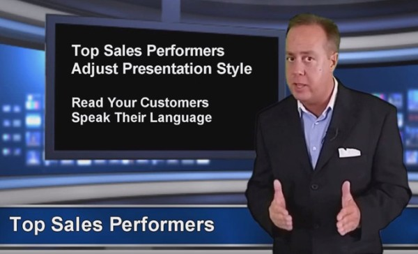 Top Sales Performer - Sales Training Tips in Lehman's Terms